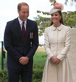 Принц Уильям и Кейт Миддлтон завели микроблог в Twitter