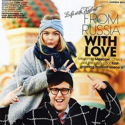 Стефания Маликова покорила американский Vogue