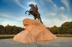 Интересный факт о памятнике Петру I
