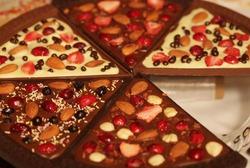 В Японии создали шоколад со вкусом сыра и пиццы