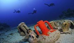 В Греции откроются подводные музеи