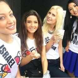 «Мисс Израиль» подставила «Мисс Ливан» перед земляками