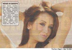 Женщины добились запрета на топлесс снимки в газете Sun