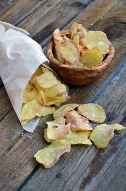 Хрустящие чипсы для пикника