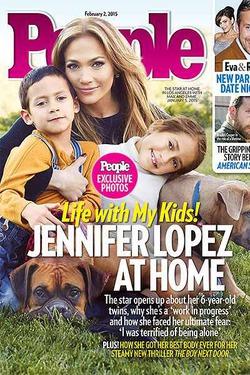 Дженнифер Лопес: «Самый большой мой страх – остаться одной»