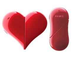 В Японии выпустили сердце-телефон