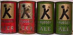 В продаже появилось первое баночное пиво