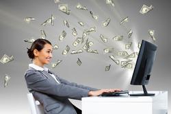 В России стали чаще прибегать к online-оплатам