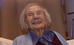 Три секрета долгой жизни от 109-летней шотландки