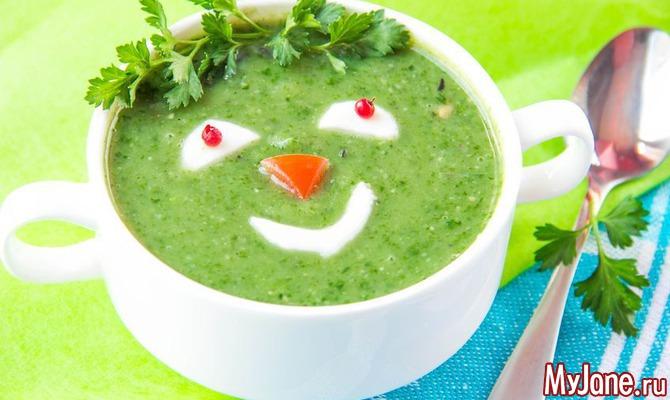 Овощные супы-пюре — вкусно и полезно для фигуры
