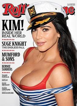 Ким Кардашян: «Я умнее, чем думают окружающие»
