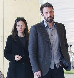Теперь официально: Бен Аффлек и Дженнифер Гарнер разводятся