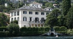 Джордж Клуни расстаётся с итальянской виллой на озере Комо