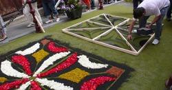 В Риме стартует цветочный фестиваль