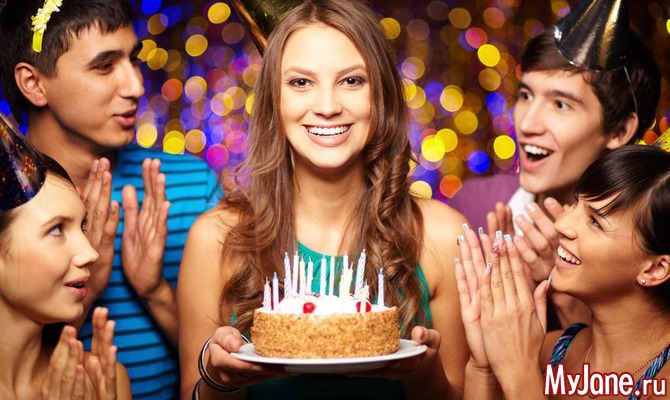 День рождения в условиях цейтнота