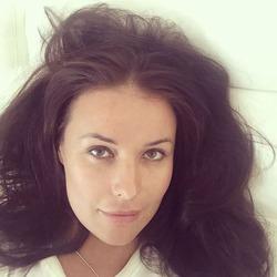 Оксана Федорова без макияжа красивее, чем с ним