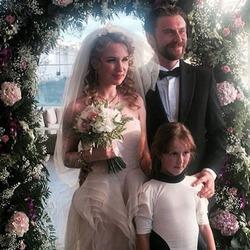 Валерия Гай Германика сыграла свадьбу