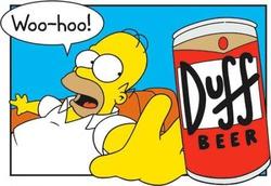Пиво Гомера Симпсона теперь в продаже