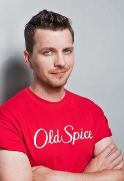 Никита Шиков в братстве Old Spice