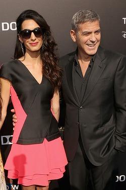 Джордж Клуни все-таки решил завести ребенка