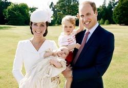 Принцессе Шарлотте преподнесли по случаю крестин картину за 200 000 долларов