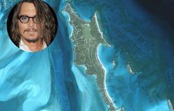 Джонни Депп купил остров в Греции