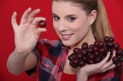 За гроздь японского винограда платят 8 тысяч долларов