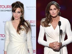 Кейтлин Дженнер скопировала не только Миддлтон, но и Джоли