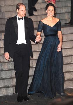 Отелло в юбке: Кейт Миддлтон ревнует принца Уильяма