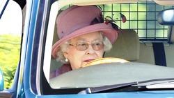 Куда ты едешь, королева?