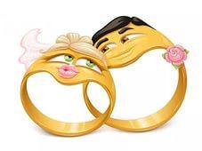Свадьба свадьба кольца кольца