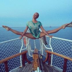 Анастасия Волочкова отказалась от роли  в кино из-за путевки в Турцию
