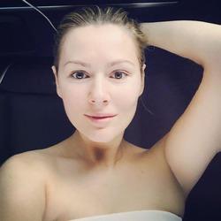 Актриса Мария Кожевникова выложила фото без макияжа
