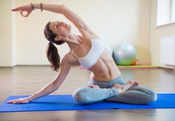 Йога от болей в спине