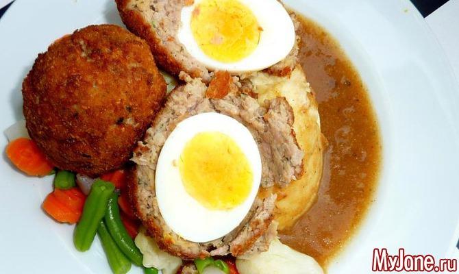 Знаменитые блюда британской кухни