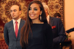 Дочь президента Азербайджана удочерила сироту