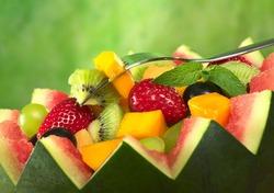 Фрукты и овощи способствуют сохранению зрения