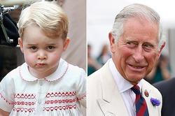 Шикарные подарки принцу Джорджу