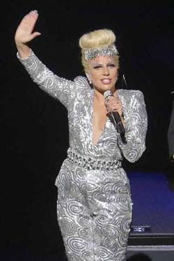 Леди Гага: «Лучше я буду жирной, чем никчемной»