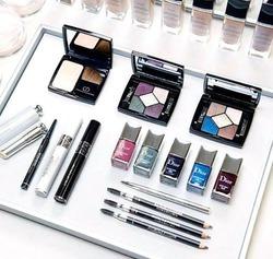 Сливовая коллекция для осени компании Dior