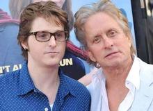 Майкл Дуглас с сыном Камероном фото