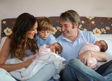 Сара Джессика Паркер с мужем и детьми фото