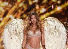 "Даутцен Крус - ""ангел"" Victoria's Secret фото"