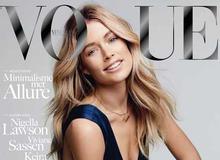 Даутцен Крус на обложке Vogue фото