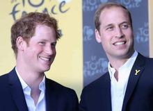 Принц Гарри и принц Уильям фото