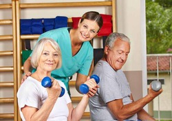 Спорт поможет пережить выход на пенсию