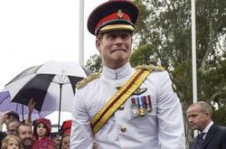 Принц Гарри стал рыцарем