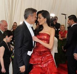 Амаль Клуни хочет попробовать себя в кино