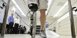 Создан протез ноги с чувствительностью живой ткани