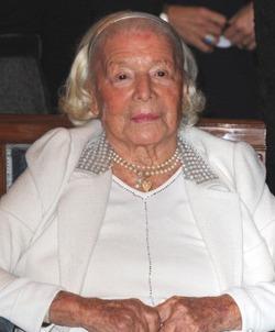 В Париже умерла основательница модного дома Carven